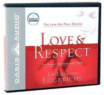 Album Image for Love & Respect (Unabridged, 5 Cds) - DISC 1