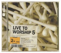 Album Image for Live to Worship Volume 5 (2 Cds) - DISC 1