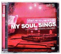 Album Image for My Soul Sings CD & DVD - DISC 1