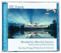 Album Image for Re: Fresh: Wonderful, Merciful Saviour - DISC 1