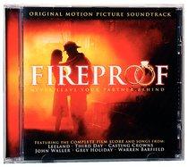 Album Image for Fireproof Movie Original Soundtrack - DISC 1