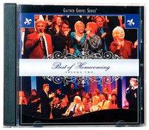 Album Image for Best of Homecoming Volume 2 (Gaither Gospel Series) - DISC 1
