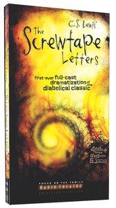 Album Image for Screwtape Letters, the (Audio Drama) (4 Cds, Unabridged) - DISC 1