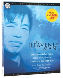 Album Image for The Heavenly Man (Unabridged, 8 Cds) - DISC 1