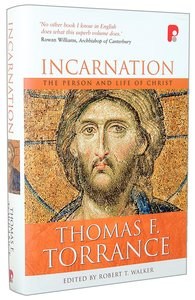 Product: Incarnation: The Person And Life Of Christ Image