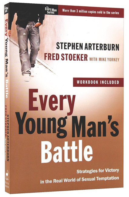 Product: Every Man: Every Young Man's Battle (Includes Workbook) Image