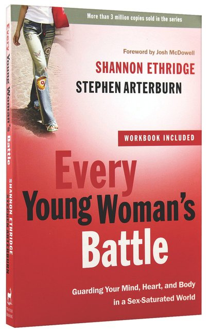 Product: Every Young Woman's Battle (Includes Workbook) Image