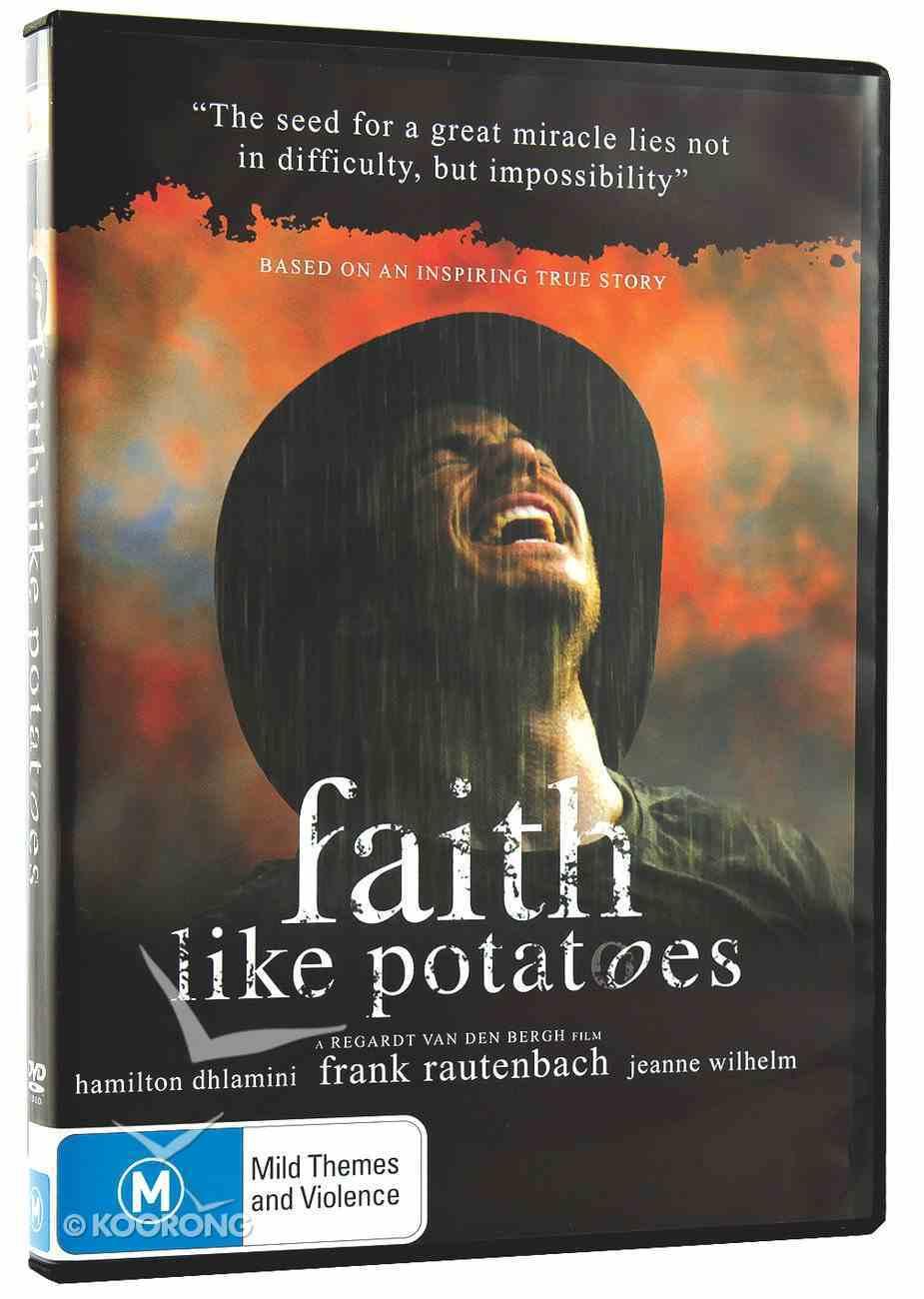 Faith Like Potatoes DVD