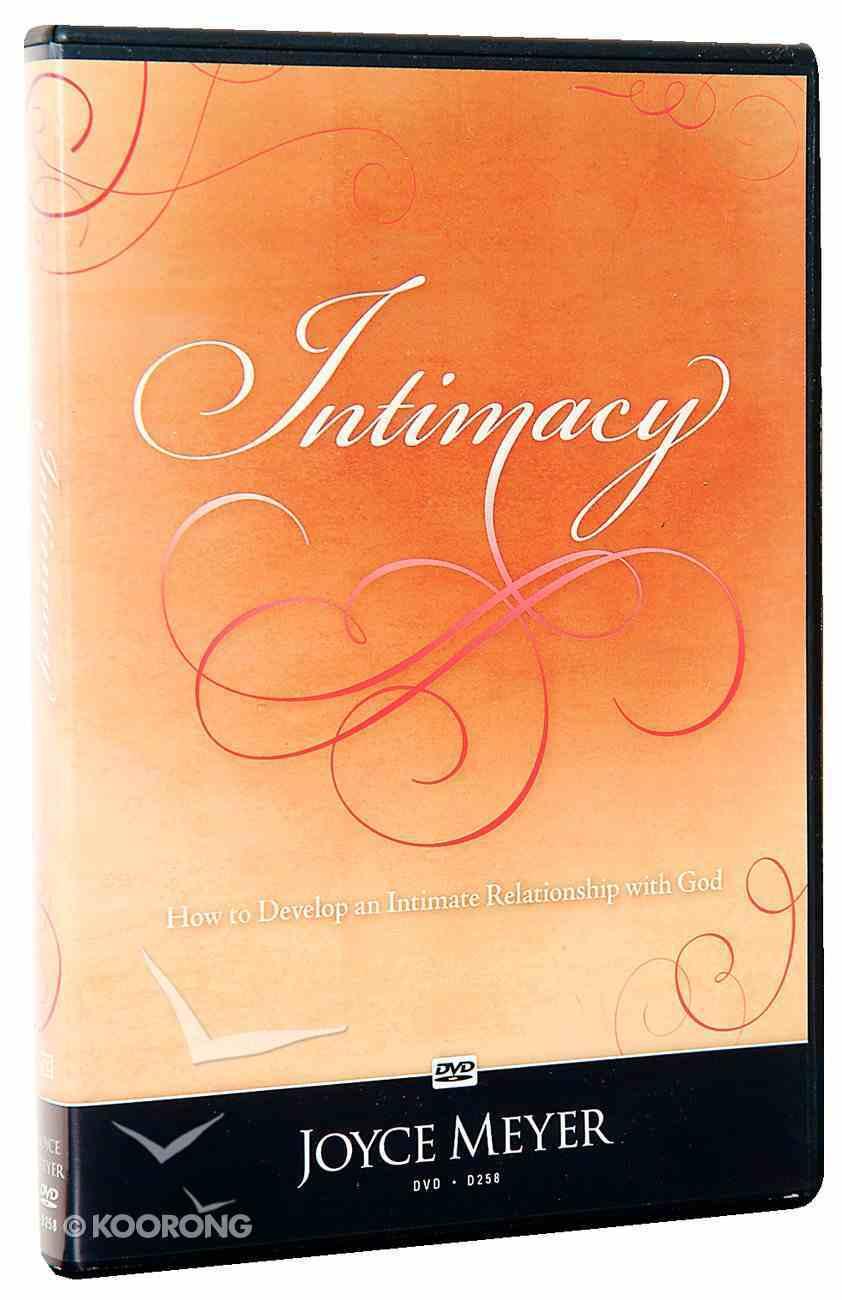 Intimacy (1 Disc) DVD