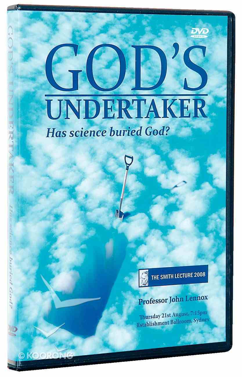 God's Undertaker (The Smith Lectures Series) DVD