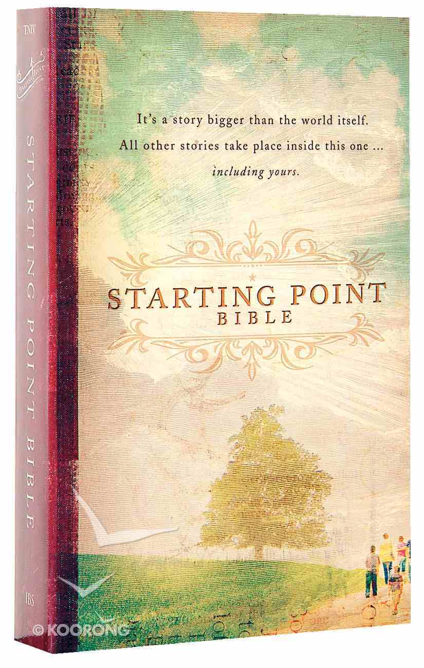 TNIV Starting Point Bible Paperback