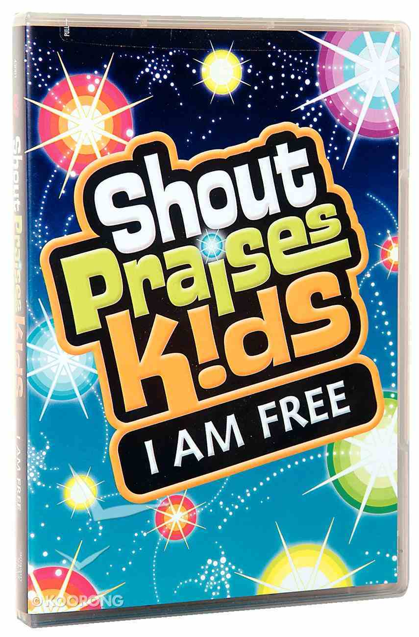 Shout Praises Kids: I Am Free DVD