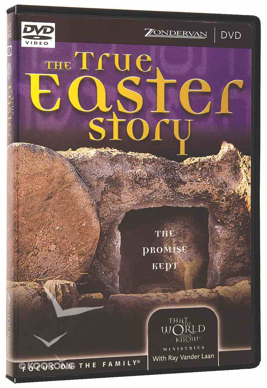 The True Easter Story (That The World May Know Series) DVD