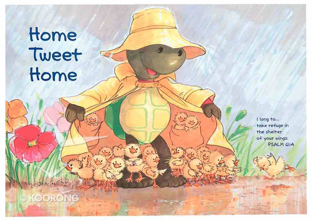 Poster Large: Home Sweet Home Poster