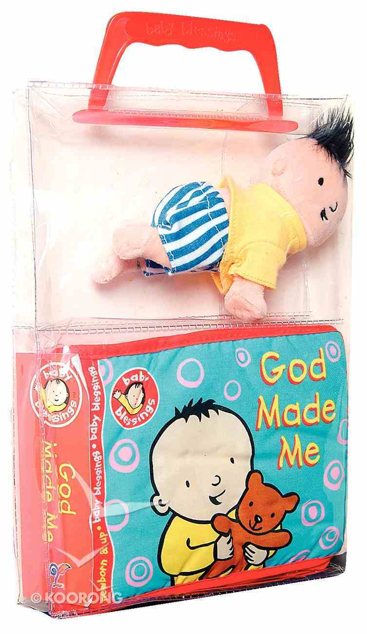 God Made Me (Baby Blessings Series) Novelty Book