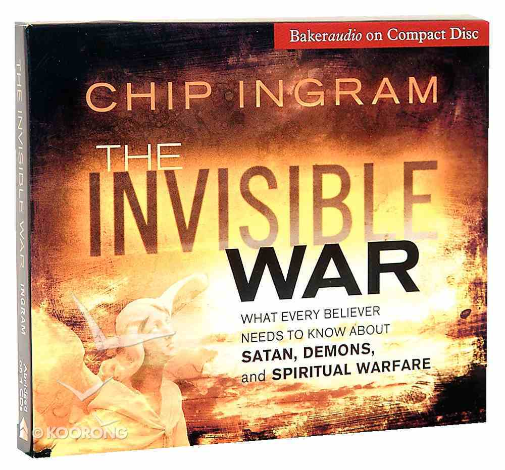 The Invisible War CD