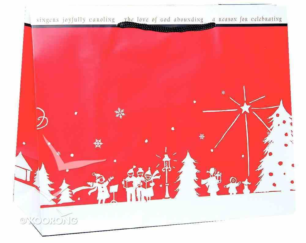 Christmas Gift Bag: Joyful News (Large) Stationery