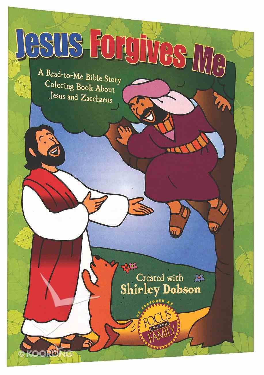 Jesus Forgives Me Paperback
