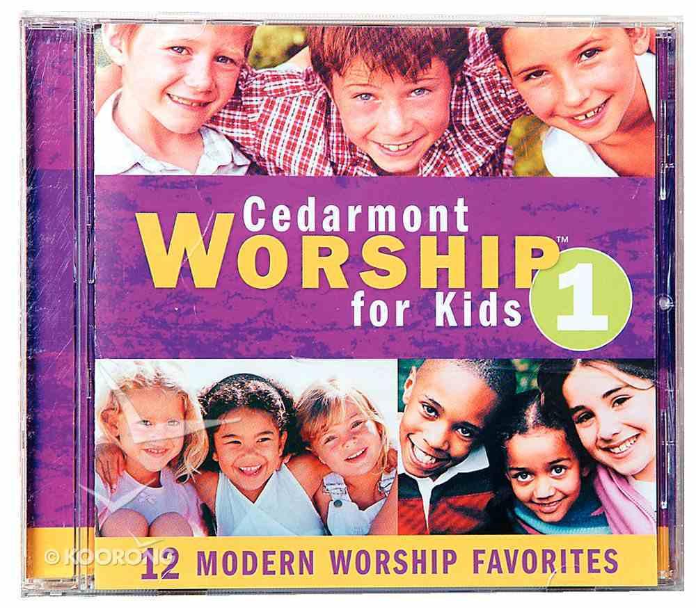 Cedarmont Worship For Kids Volume 1 CD