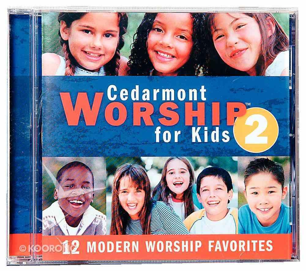 Cedarmont Worship For Kids Volume 2 CD