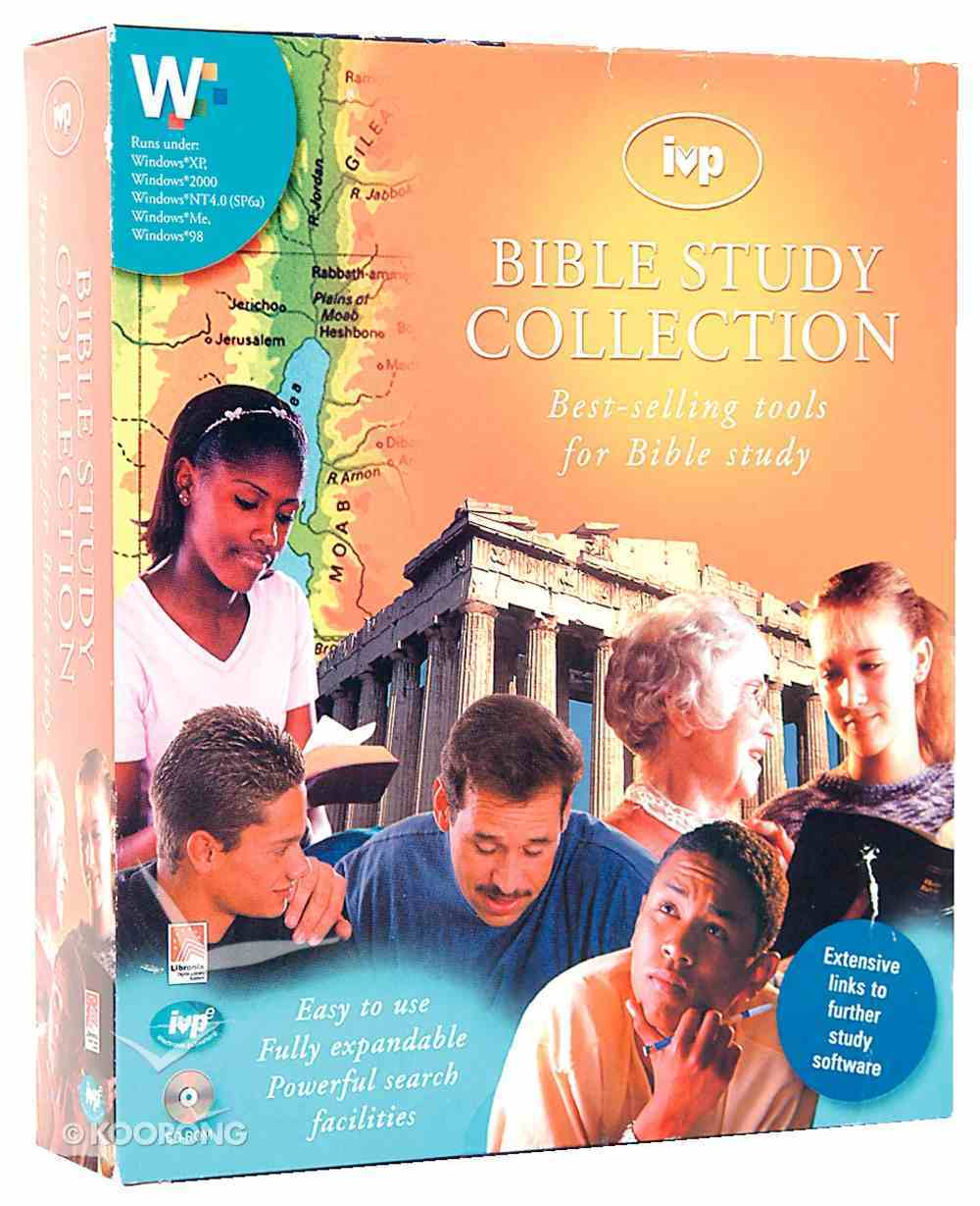 Ivp Bible Study Collection CDROM CD-rom