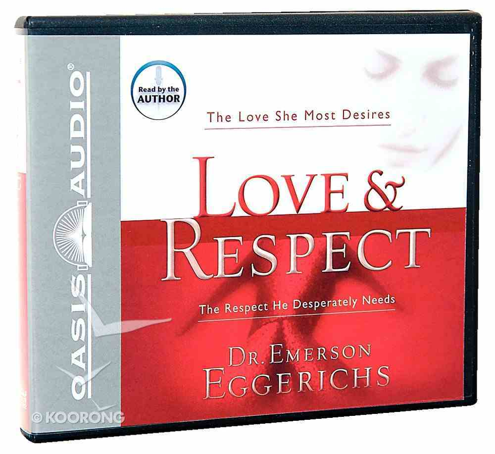 Love & Respect (Unabridged, 5 Cds) CD