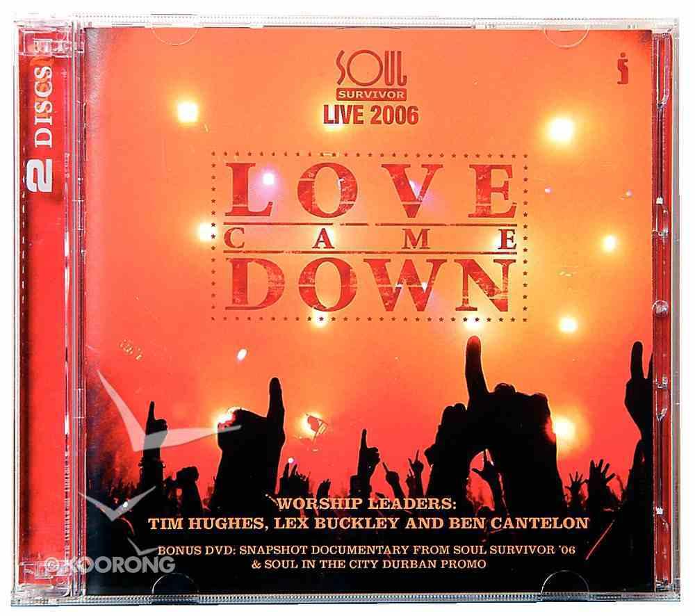 Love Came Down (Cd/dvd) CD