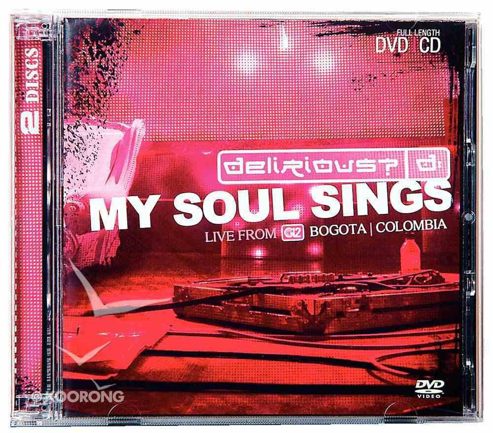 My Soul Sings CD & DVD CD