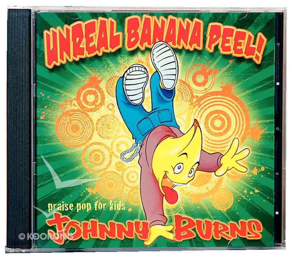Unreal Banana Peel! CD