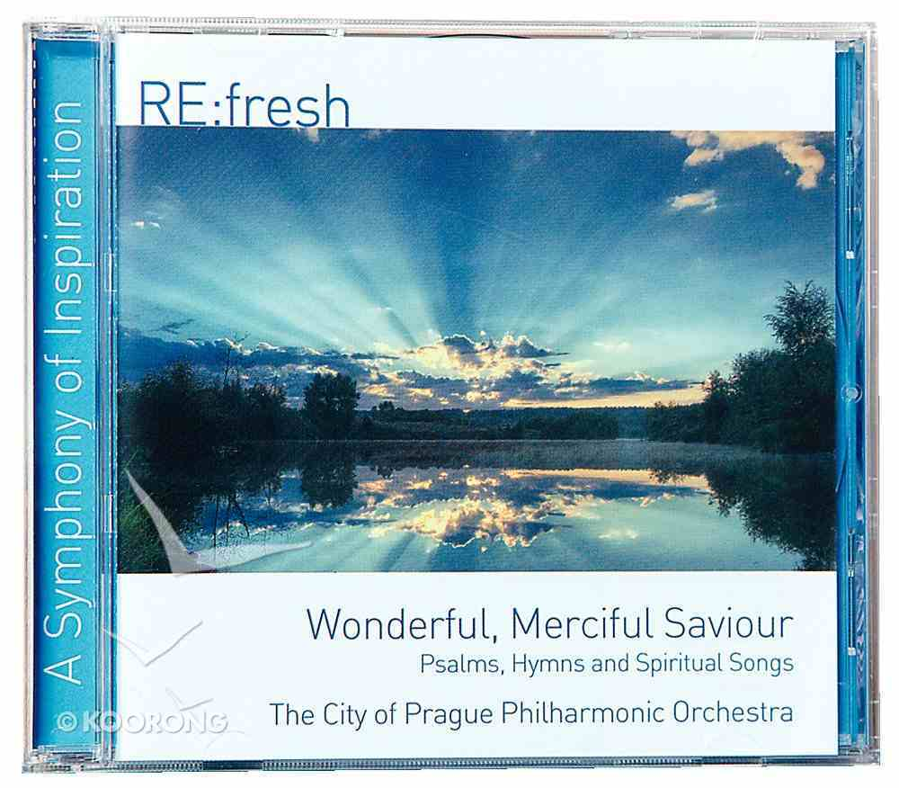 Re: Fresh: Wonderful, Merciful Saviour CD