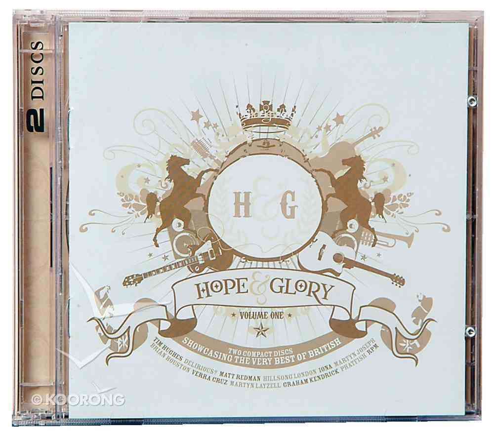 Hope and Glory CD
