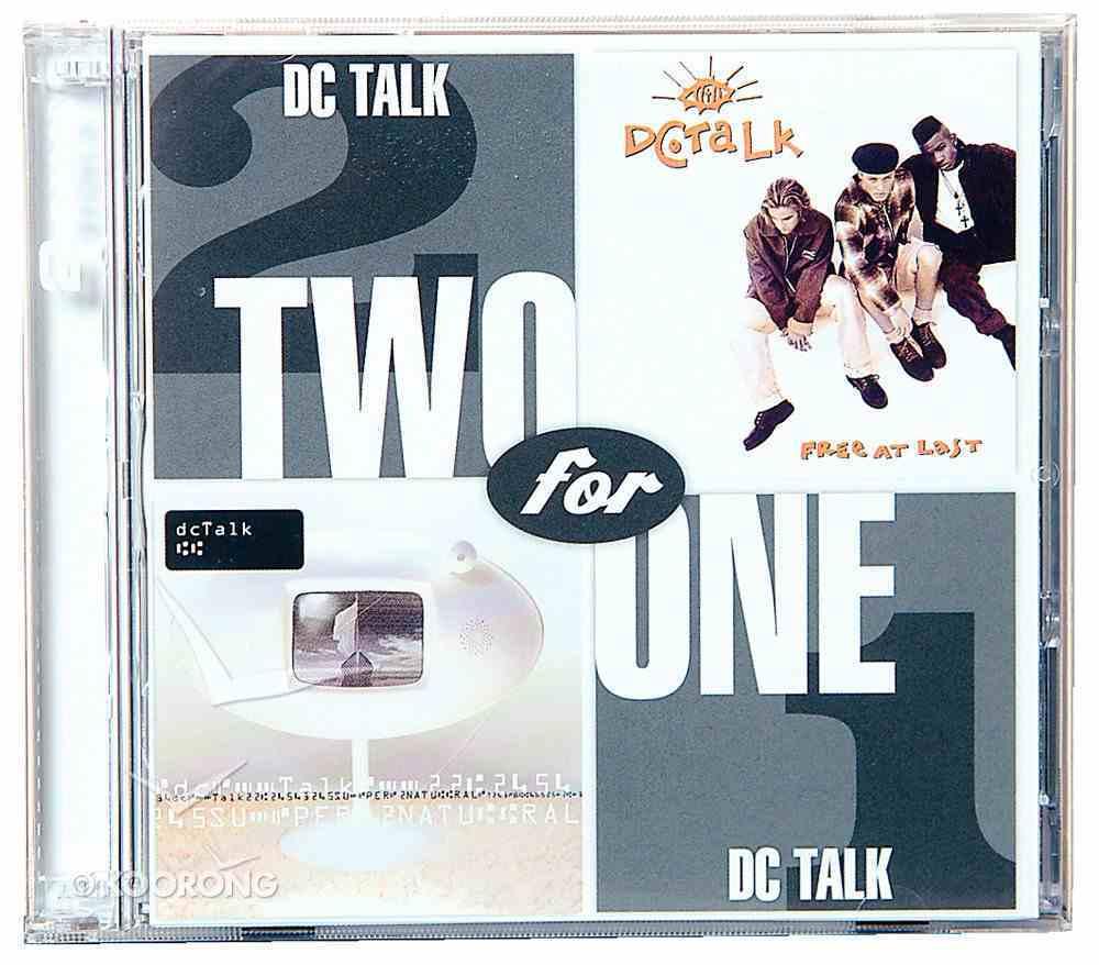 2 For 1 Free At Last/Supernatural CD