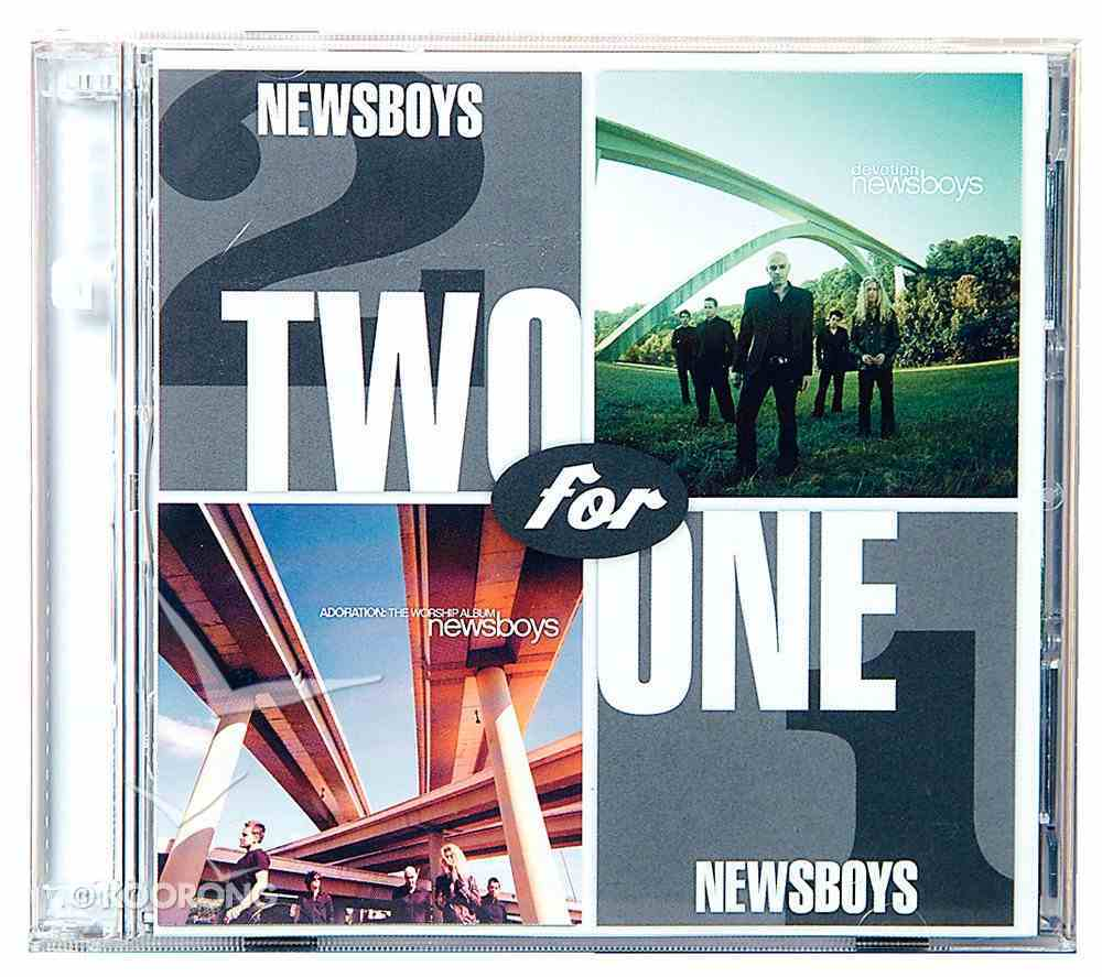 Two For One: Adoration/Devotion CD