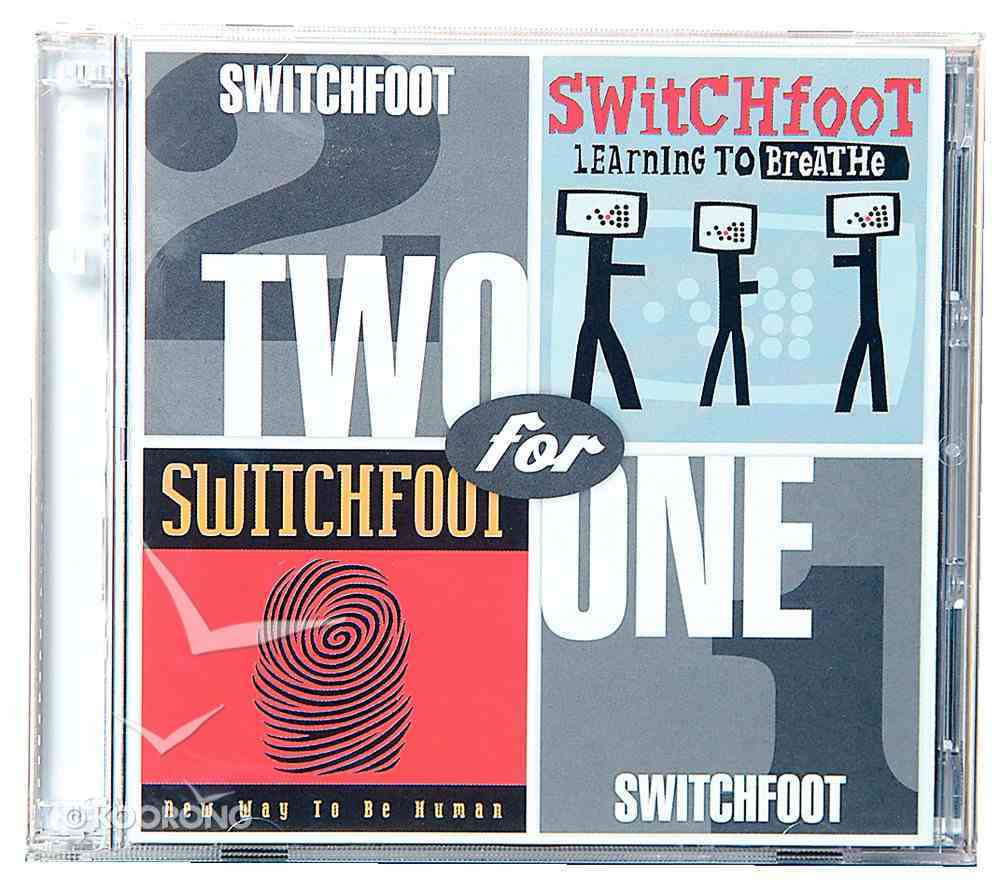 Two For One: New Way to Be Human/Learning to Breathe CD