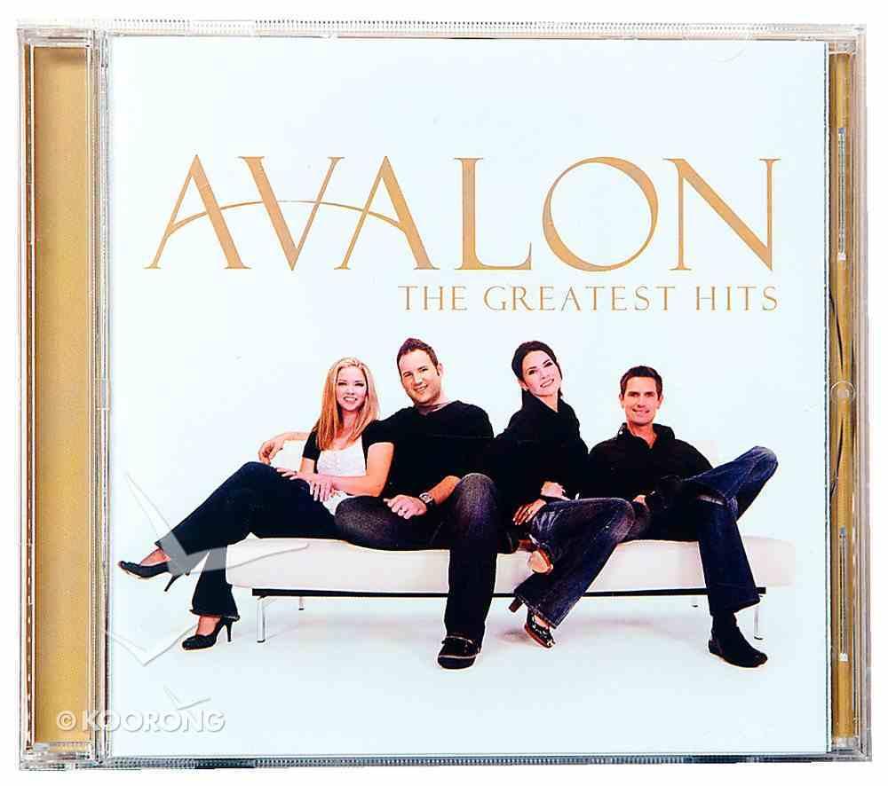 Avalon: Greatest Hits CD
