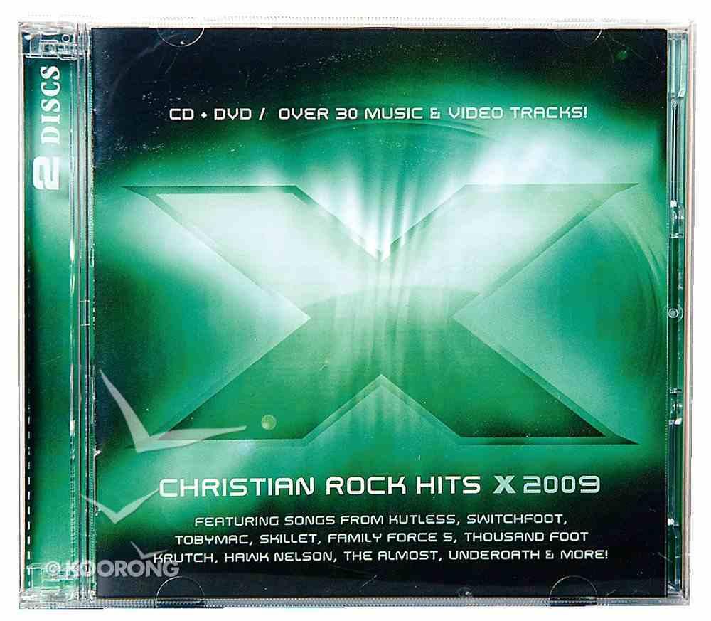 X 2009 CD & DVD (X Worship Series) CD