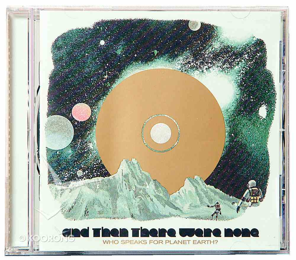 Who Speaks For Planet Earth? CD