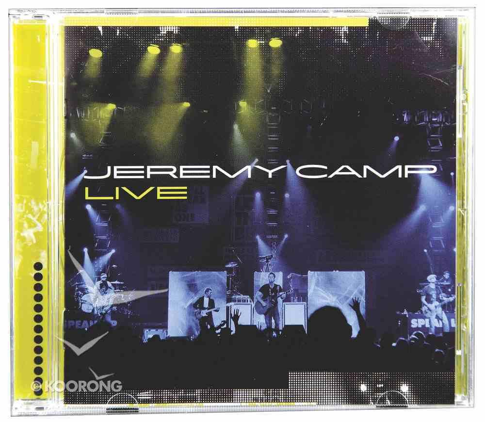 Jeremy Camp Live CD
