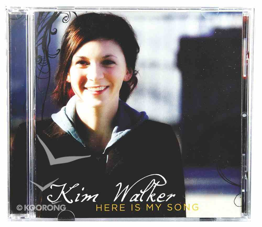 Here is My Song CD