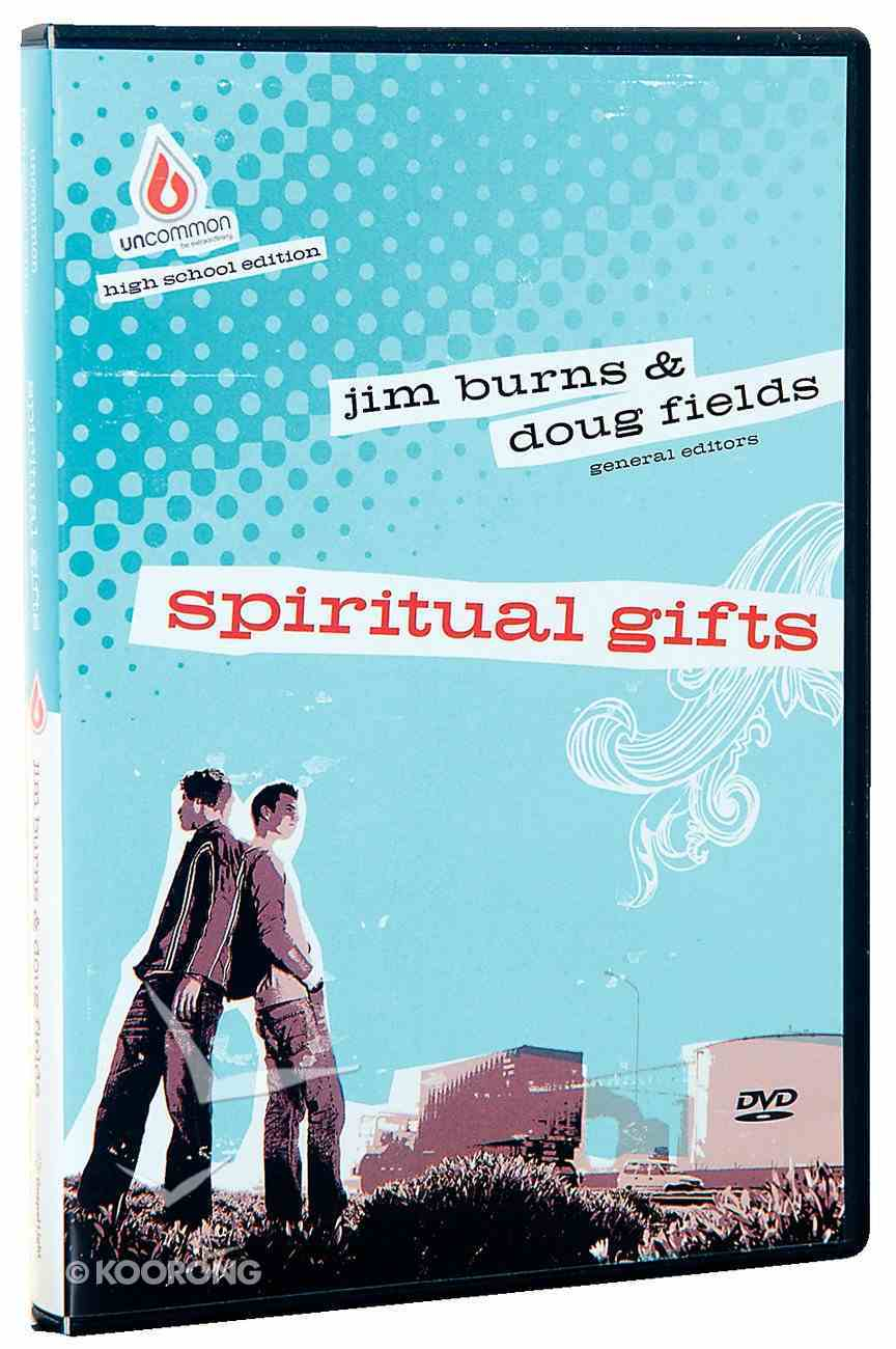 Spiritual Gifts (Uncommon Youth Ministry Series) DVD