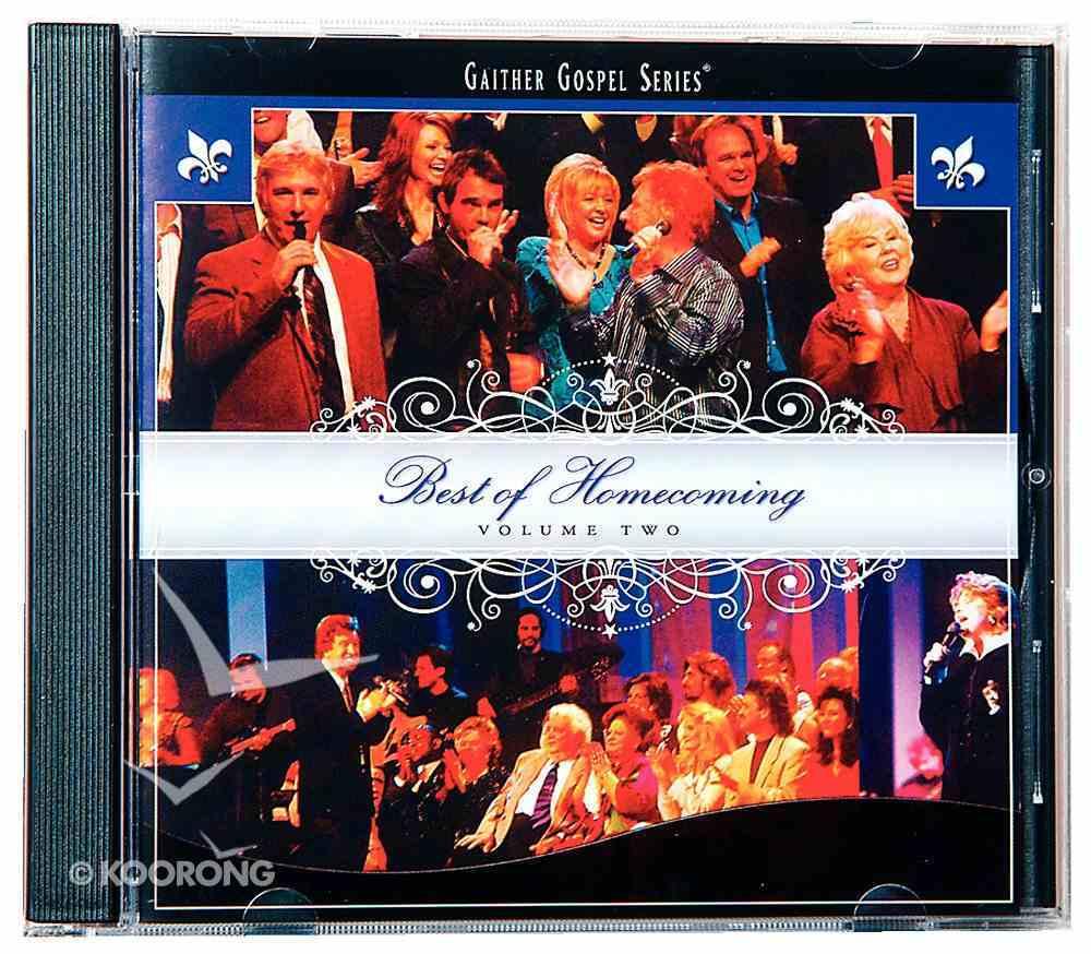 Best of Homecoming Volume 2 (Gaither Gospel Series) CD