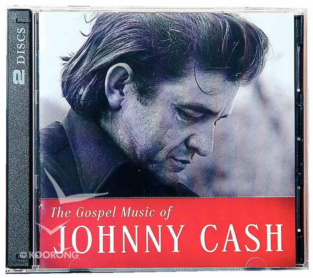 The Gospel Music of Johnny Cash (2 Cd Set) CD