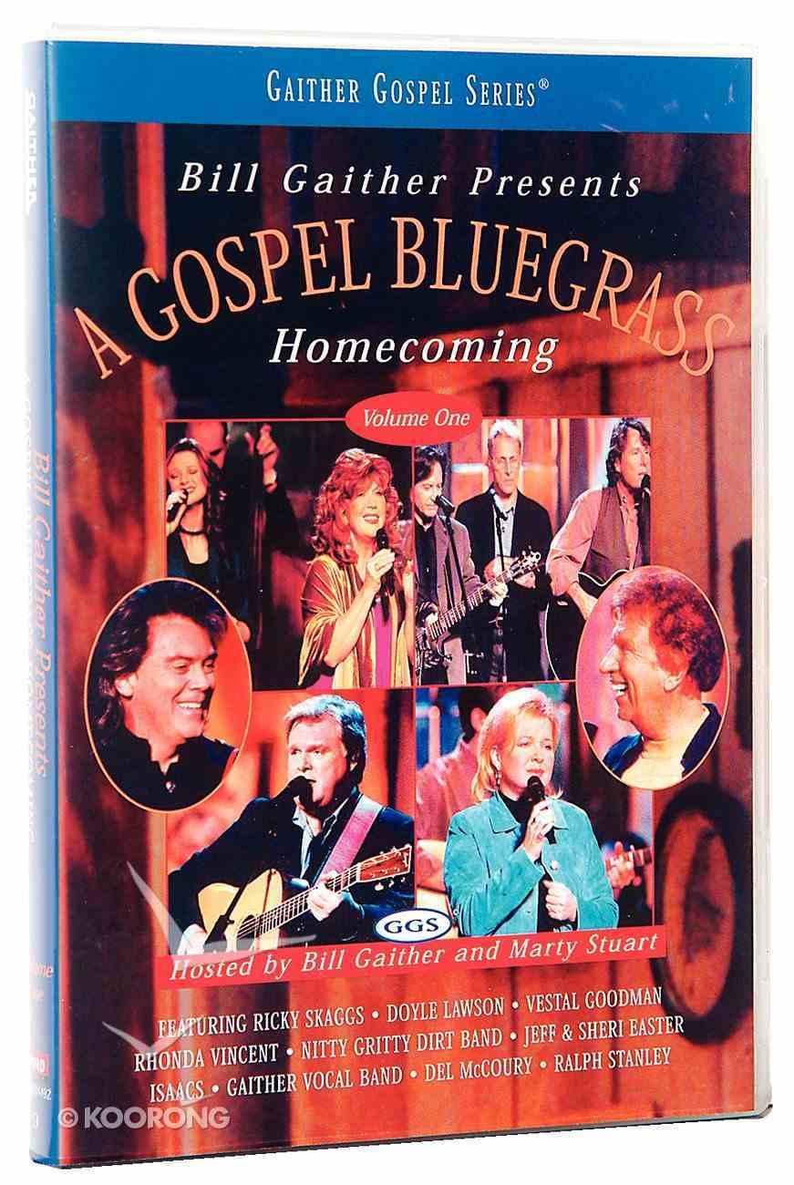 Gospel Bluegrass Homecoming Volume 1 (Gaither Gospel Series) DVD
