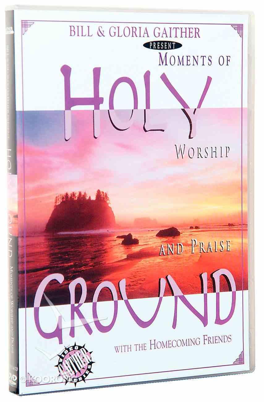 Holy Ground (Gaither Gospel Series) DVD