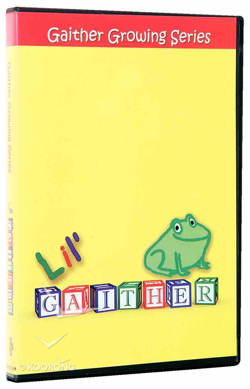 Lil' Gaither (Lil' Gaither (Gaither Growing Series)) DVD