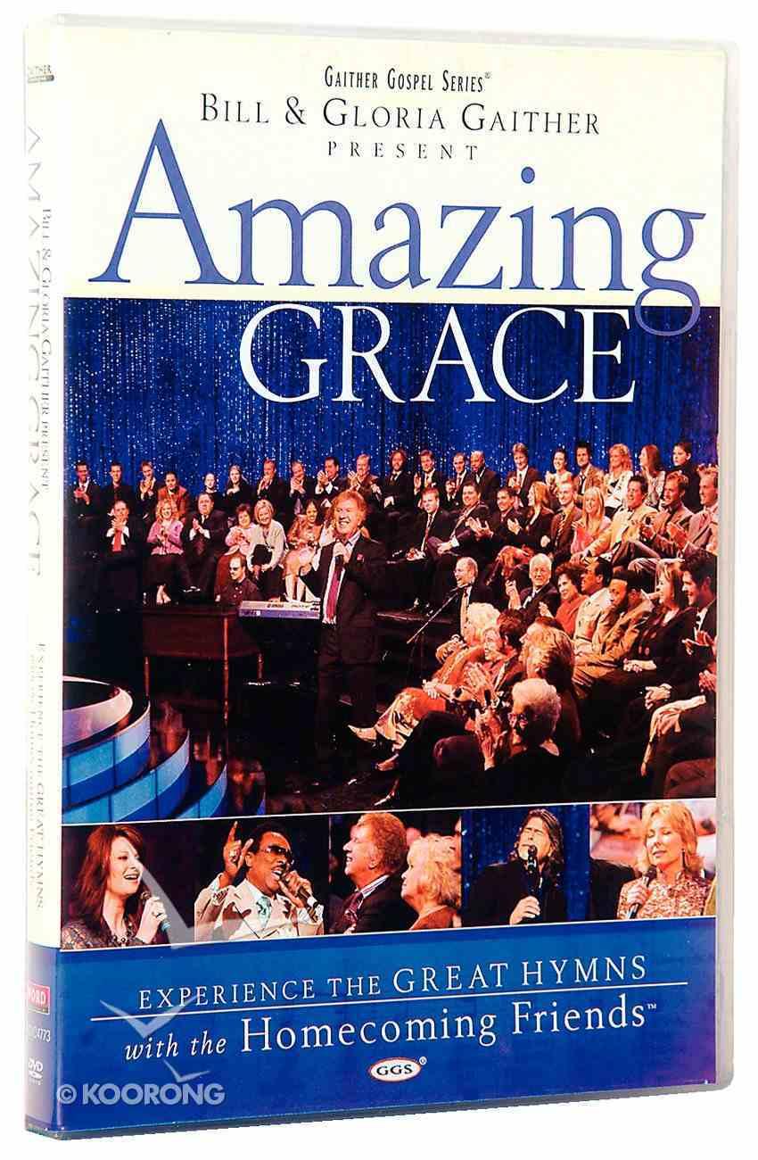 Amazing Grace (Gaither Gospel Series) DVD