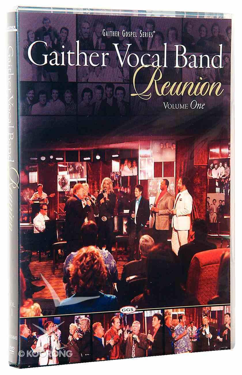 Reunion #01 (Gaither Vocal Band Series) DVD