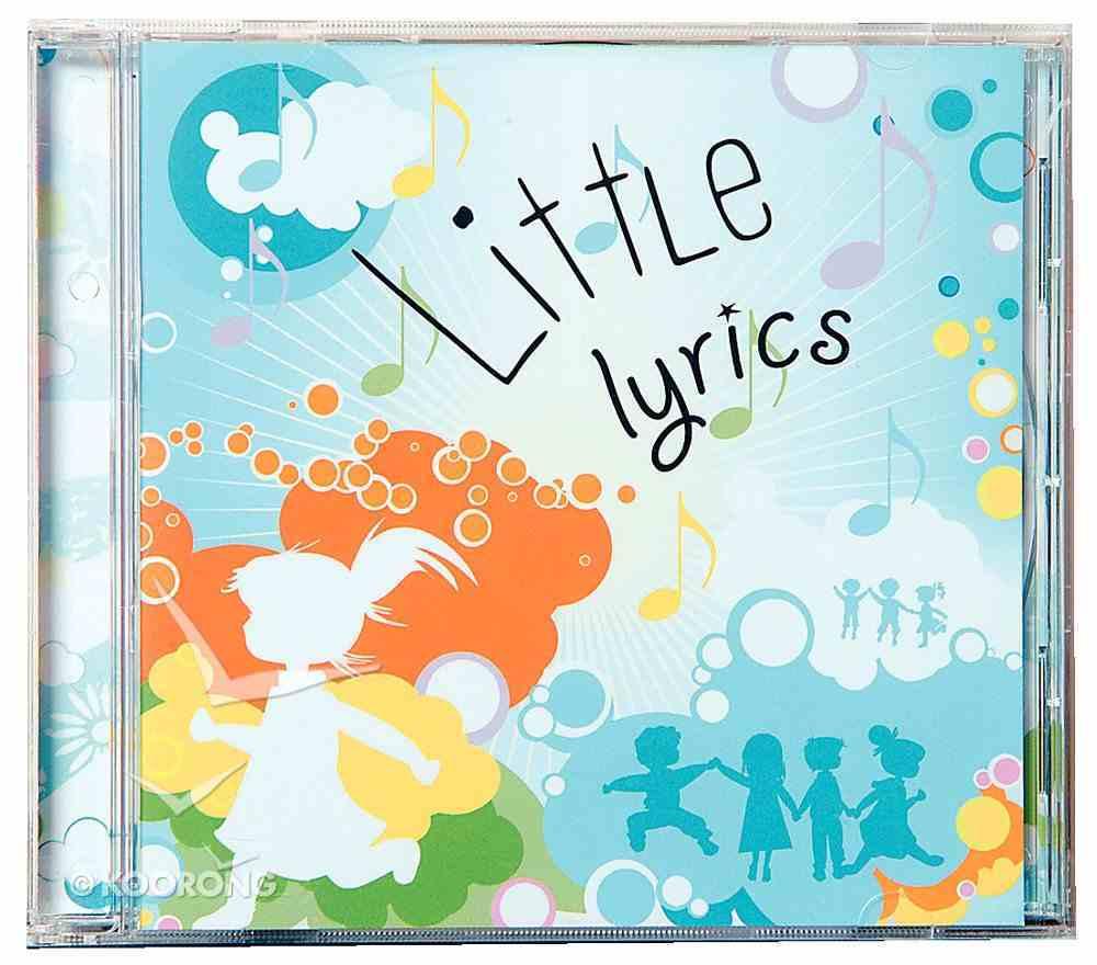 Little Lyrics CD