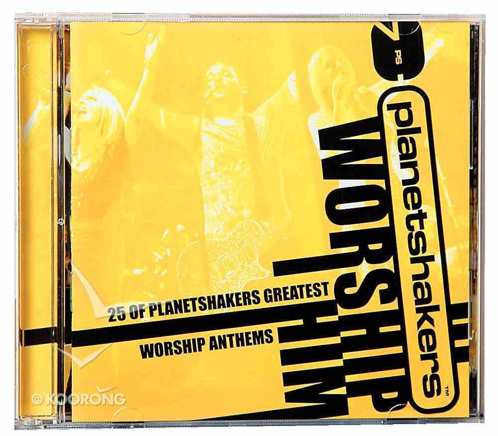 2006 Worship Him CD