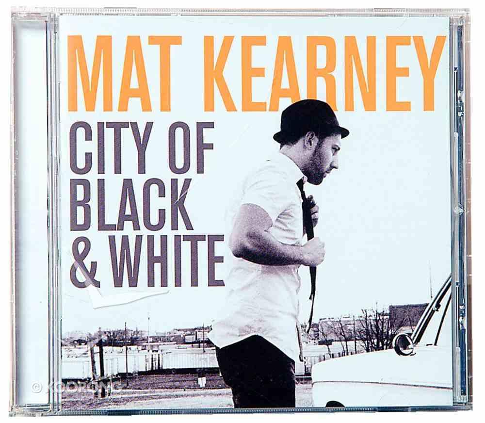 City of Black & White CD